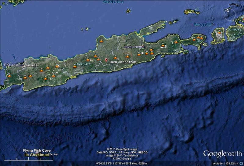 [Indonésie] - Séisme de magnitude 6,7 au large de Java Java10