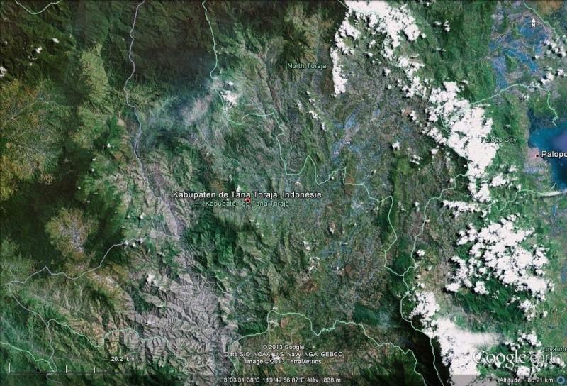 [Indonésie] - Les Torajas (Kabupaten de Tana Toraja), groupe ethnique indigène Kabupa10