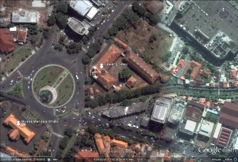 [Indonésie] - Lawang Sewu Semarang Lawang10