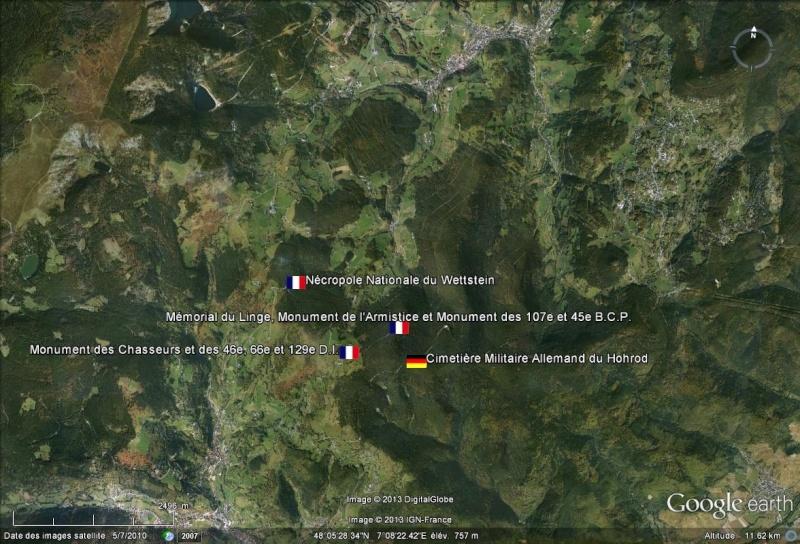 A la découverte des mémoriaux et cimetières militaires - Page 4 Mamori11