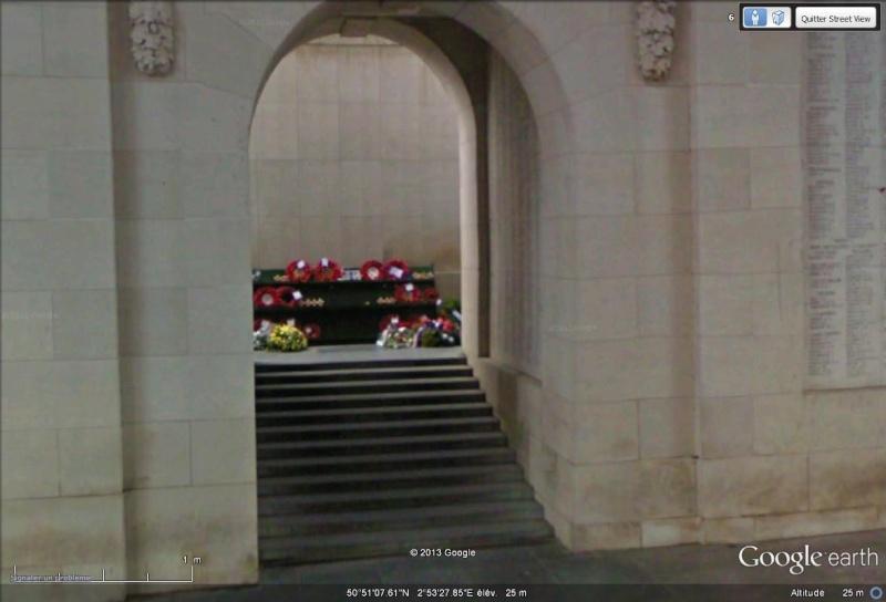 A la découverte des mémoriaux et cimetières militaires - Page 3 Menin_13