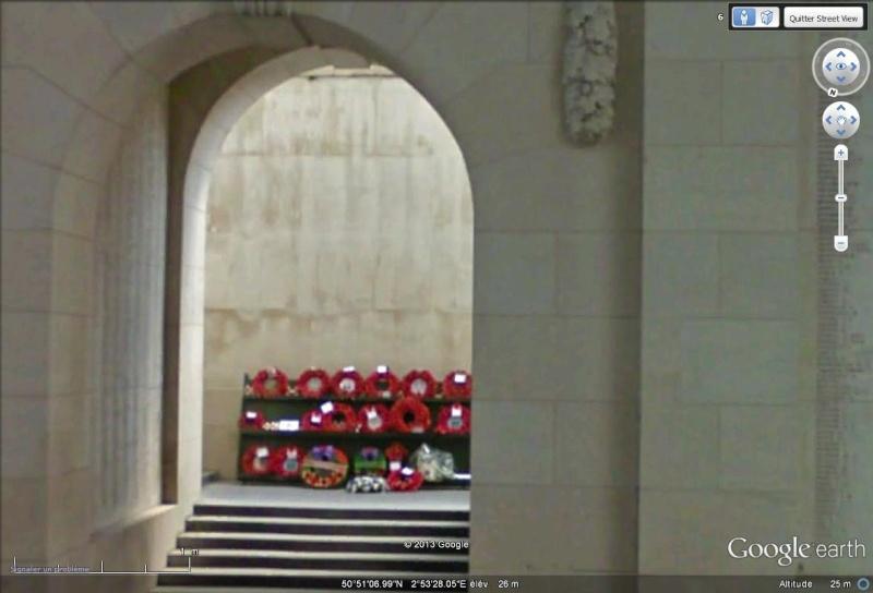 A la découverte des mémoriaux et cimetières militaires - Page 3 Menin_14