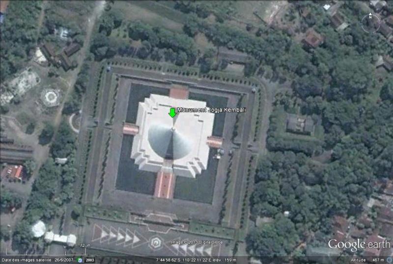 Musées d'Indonésie Monume14