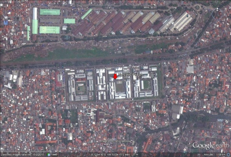 [Indonésie] - Narcotic Prison Cpinang (où est incarcéré Michaël Blanc) Narcot10