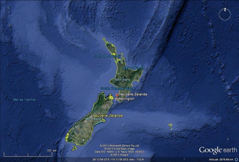 [Nouvelle-Zélande] - Le gouvernement accusé d'inaction face à l'extinction du dauphin le plus rare de la planète Nouvel10