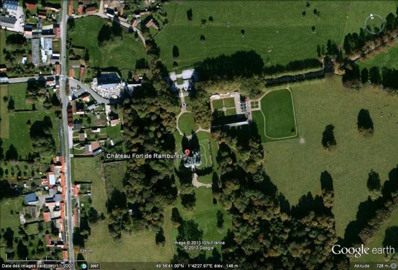 A la découverte de la Somme avec Google Earth Rambur10