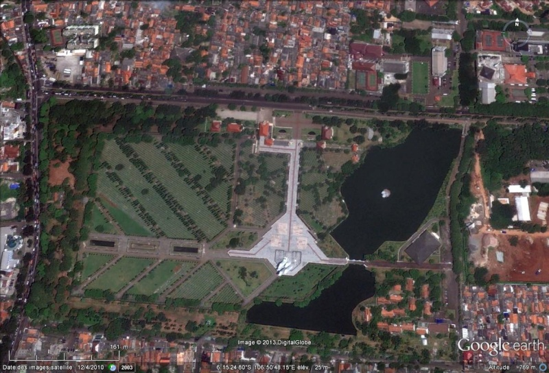 [Indonésie] - Kalibata Heroes Cemetery, Jakarta Taman_10