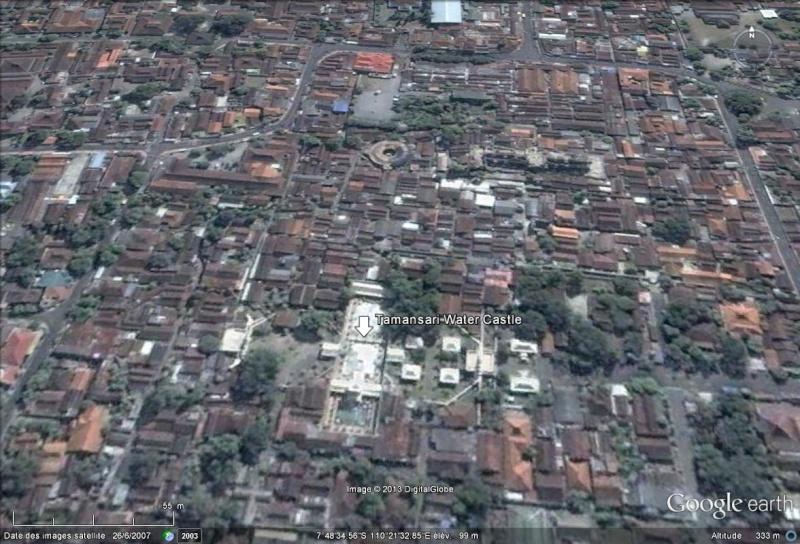 [Indonésie] - château d'eau de Tamansari (Yogyakarta) Tamans12