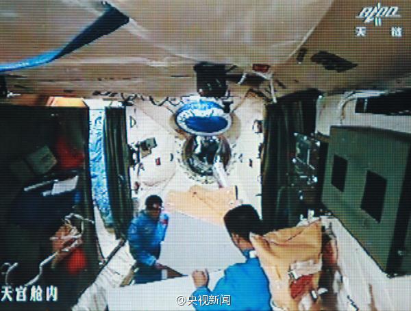 [Mission] Shenzhou-10 & TG-1 - Page 2 19253310