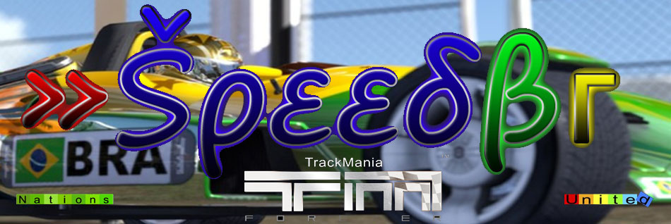 SpeedBRazil Team - TrackMania Nations, United , TM² Canyon e TM² Stadium