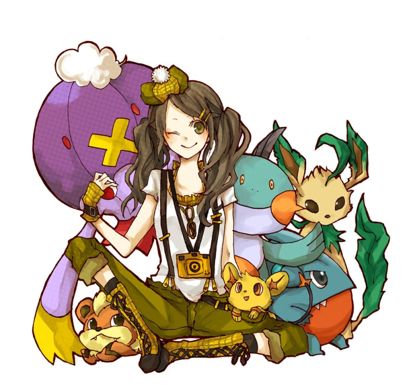 Xx~°xX:..:::..- Pokemon - u c h u u - Z e t t a i Xx~°xX:..:::..-