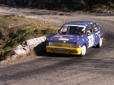 La Samba en rallye Rallye10