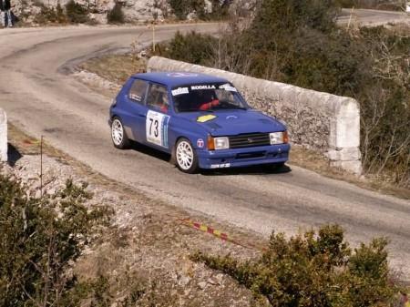 La Samba en rallye Rallye12