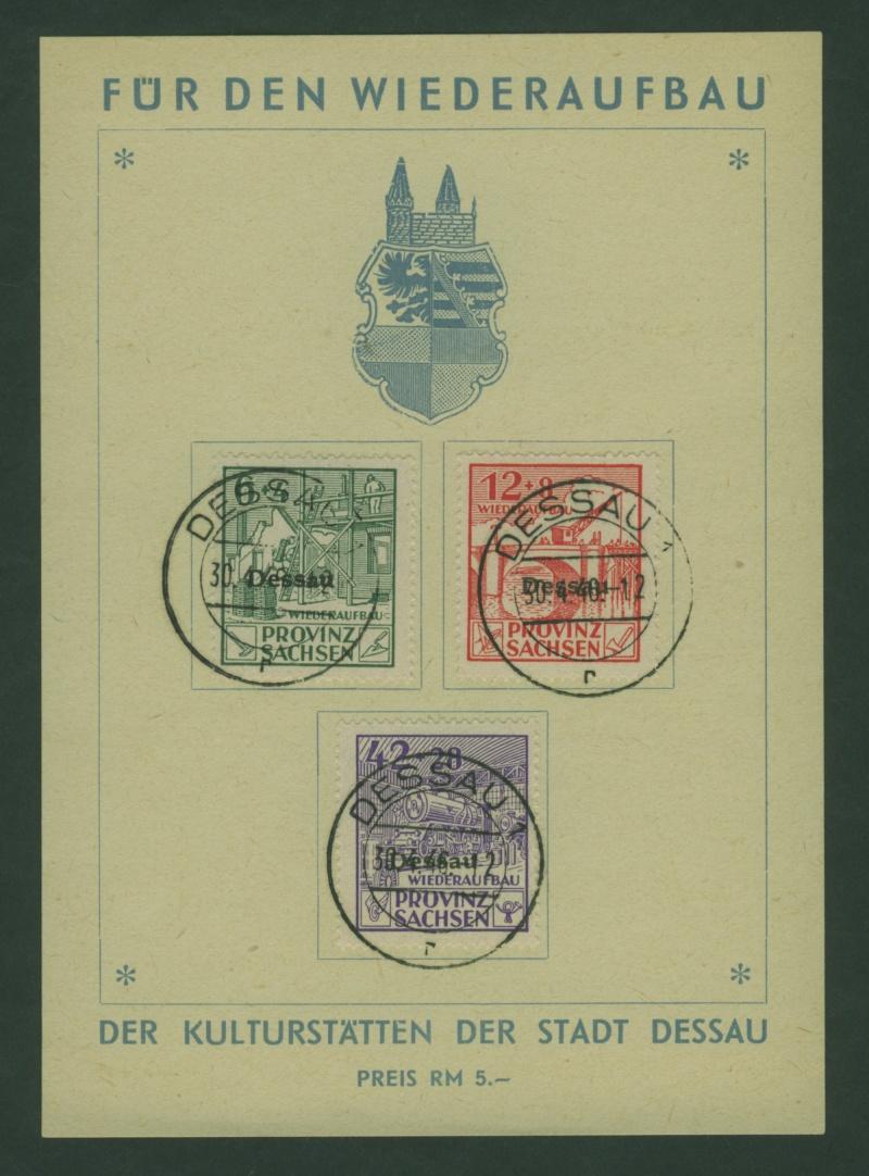 1945 - Deutsche Lokalausgaben nach 1945 Lokala11