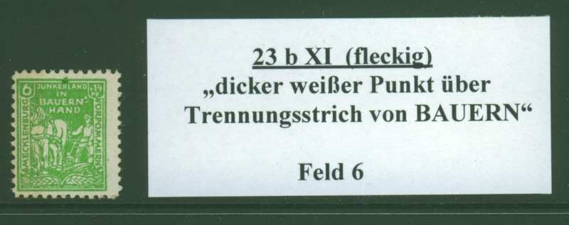Mecklenburg - Vorpommern (OPD Schwerin) -Sowjetische Besatzungszone Meckle11
