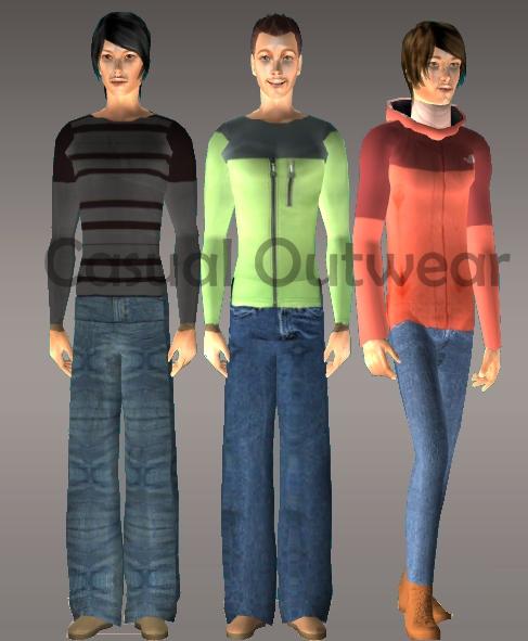 3 Ropas Casuales/Outwear para Hombre adulto Cazhas12
