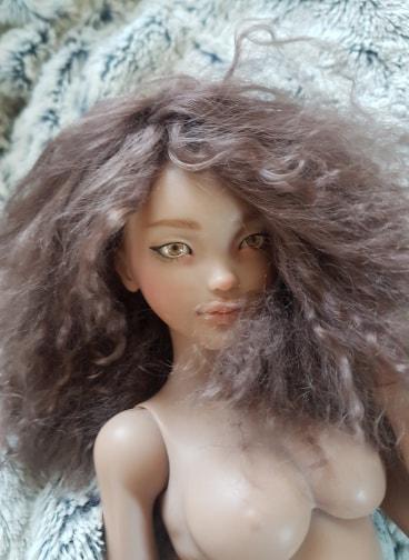 [vd]Wigs ramie/soja /leeke/mohair 7/8 - 6/7 45624410