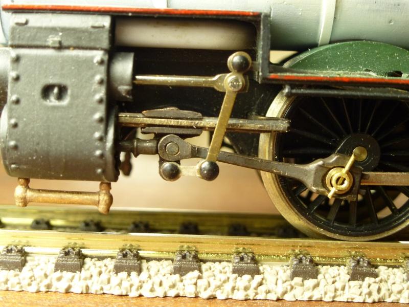 Transformer une 241 P Jouef en 241 C du PLM P1000112