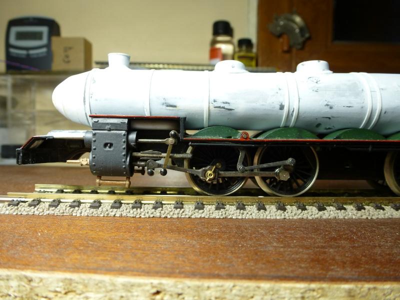 Transformer une 241 P Jouef en 241 C du PLM P1000113