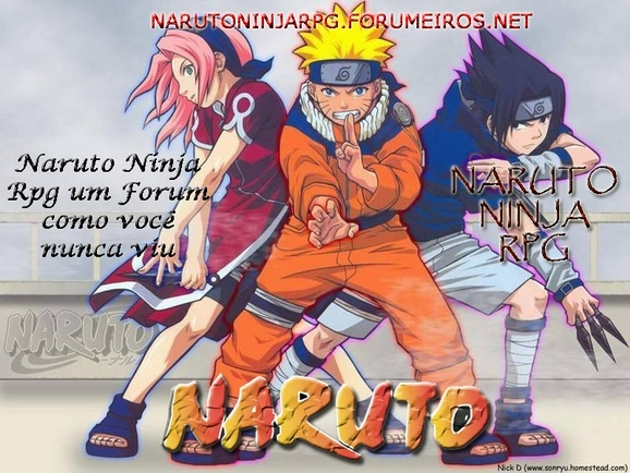 Naruto Ninja RPG