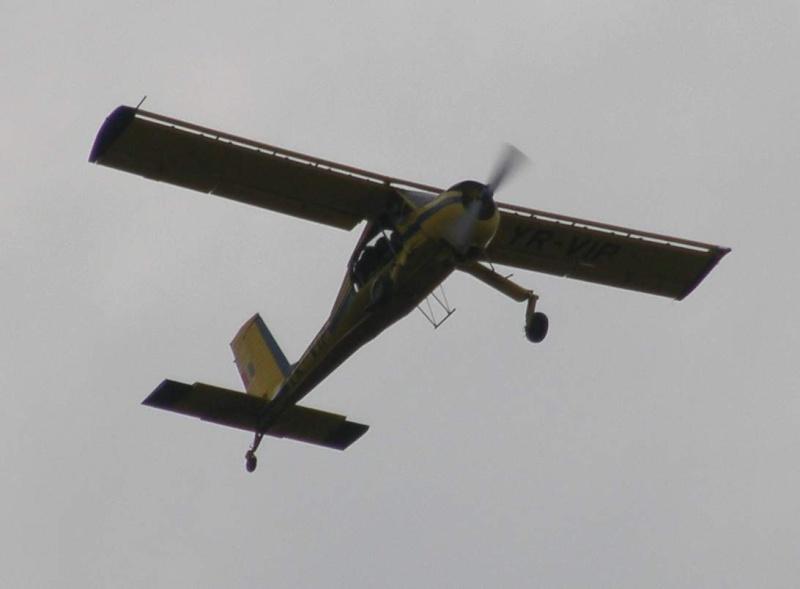 PZL-104 WILGA P9120010