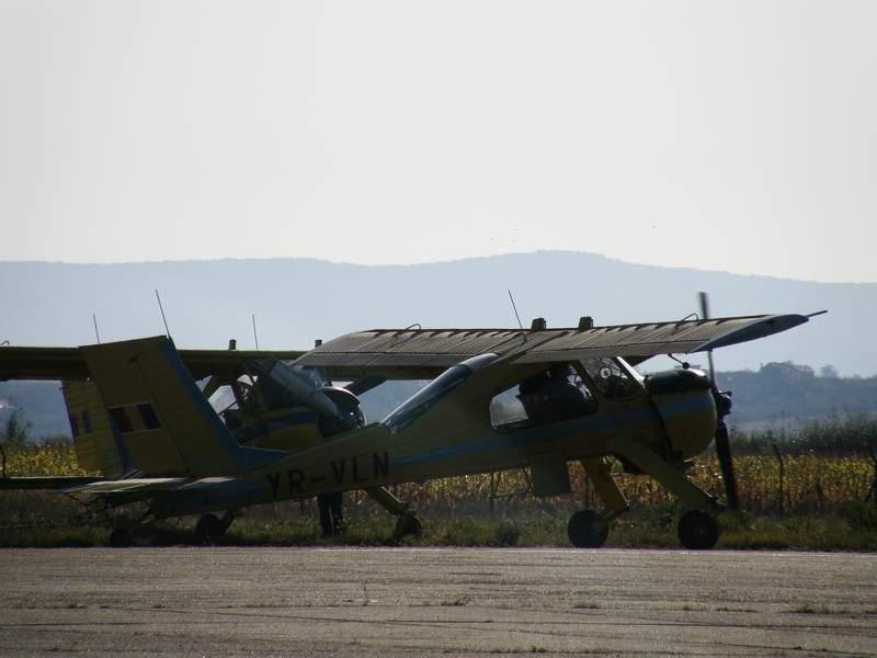 PZL-104 WILGA Pa190110