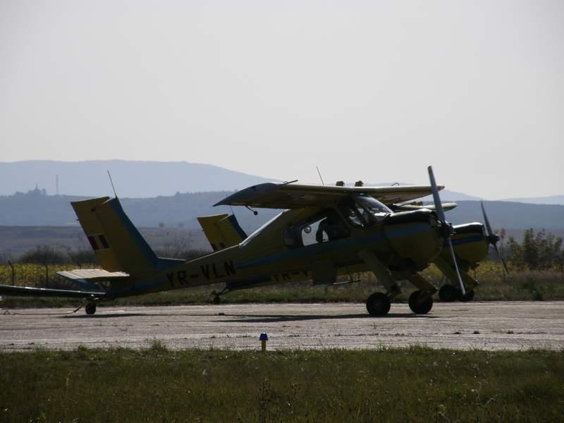 PZL-104 WILGA Pa190111