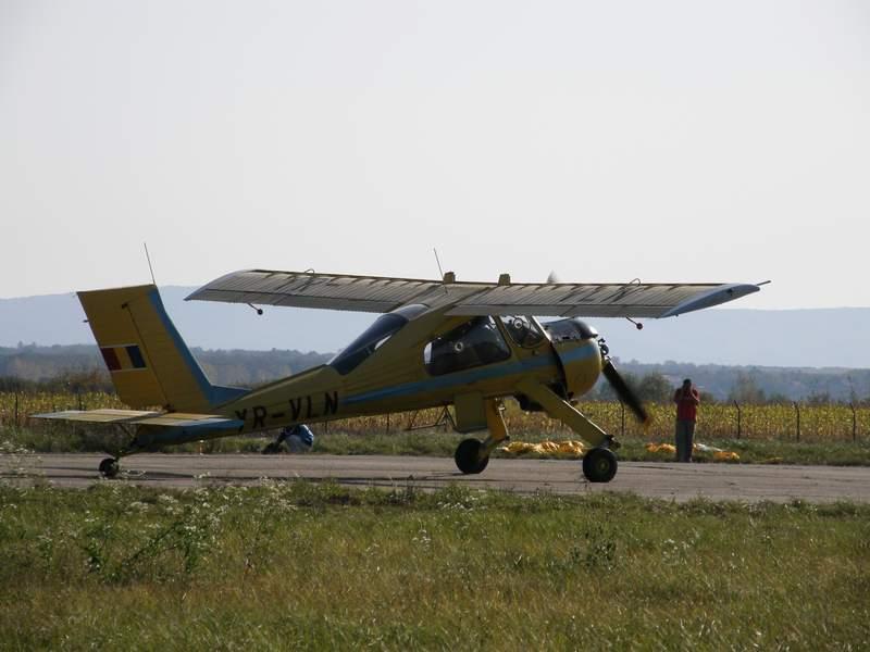 PZL-104 WILGA Pa190220