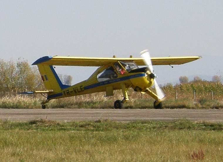 PZL-104 WILGA Pa190222