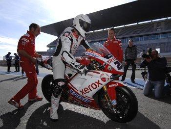 Schumacher experimentou o Autódromo do Algarve 03110810