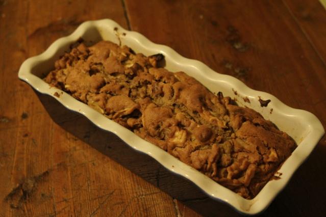 Cake aux noix et aux pommes Cake_p10