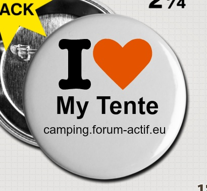 avis et retour sur la nouvelle tente gonflable,décathlon - Page 7 Badge_10