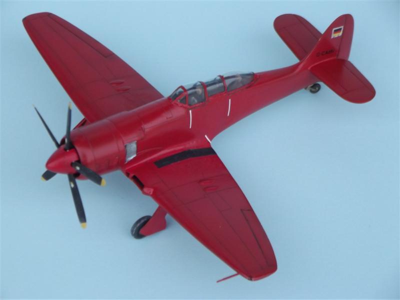 (Airfix) Hawker sea fury FB11 (en cours) Sea_fu73