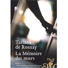 [Rosnay, Tatiana (de)] La mémoire des murs Entre_10
