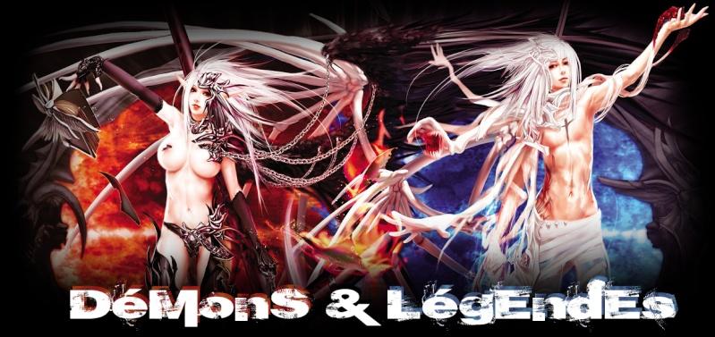 Démons & Légendes