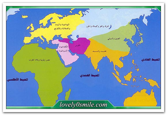 ذرية نوح - عليه السلام - الشعوب والقبائل 3 At-01213