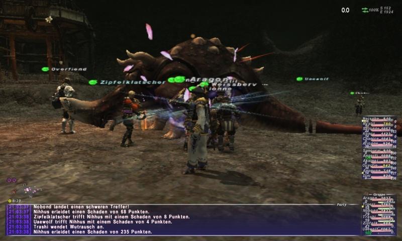 First Mega Boss Nihhus Img_2011