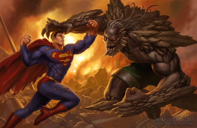 ¿Quien deberia ser el proximo villano de Superman en el cine? - Página 3 Superm12