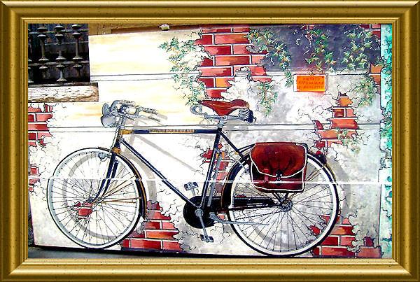 """""""La bicicletta nell'Arte"""" 135"""