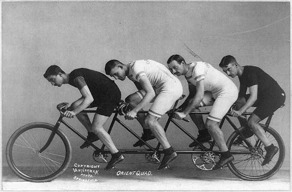 """""""La bicicletta nel tempo"""" 1611"""