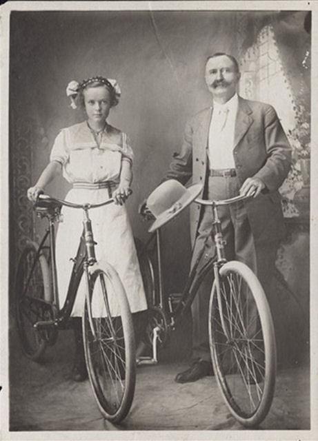 """""""La bicicletta nel tempo"""" 171010"""