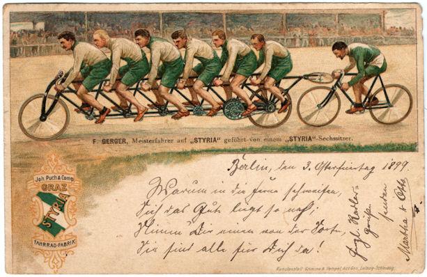 """""""La bicicletta nel tempo"""" - Pagina 2 189910"""