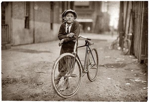 """""""La bicicletta nel tempo"""" 1913a10"""