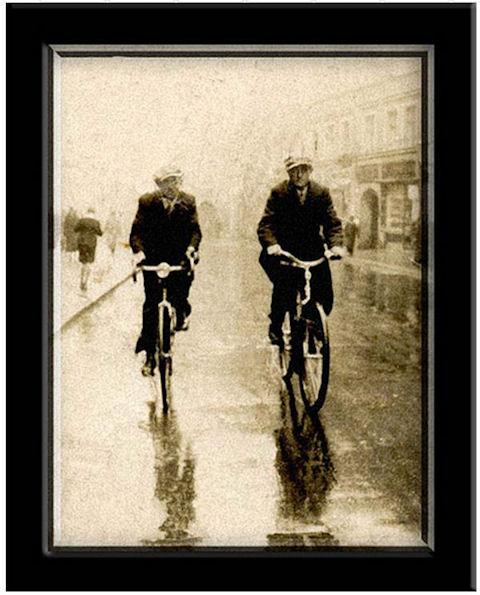 """""""La bicicletta nel tempo"""" 19351010"""