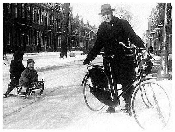 """""""La bicicletta nel tempo"""" 195210"""