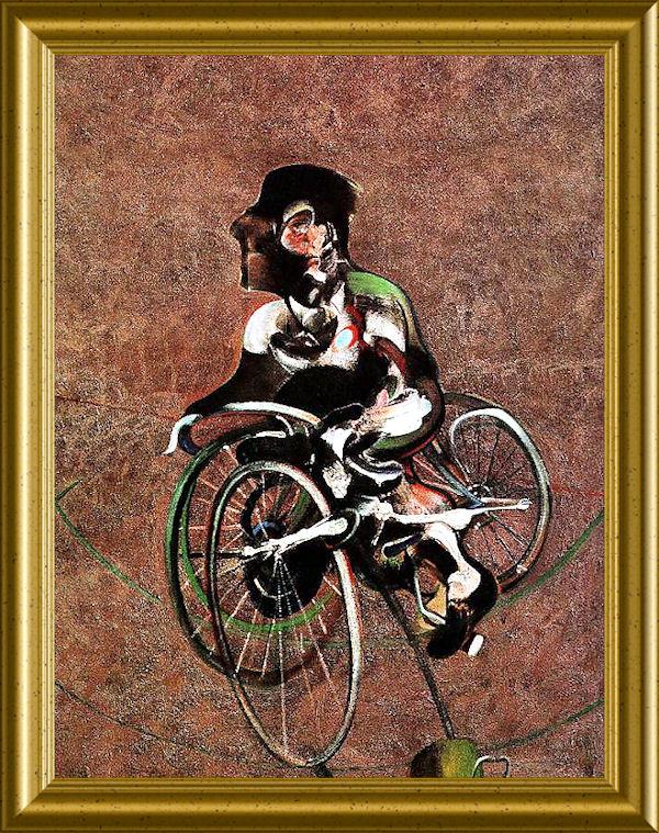 """""""La bicicletta nell'Arte"""" 196610"""