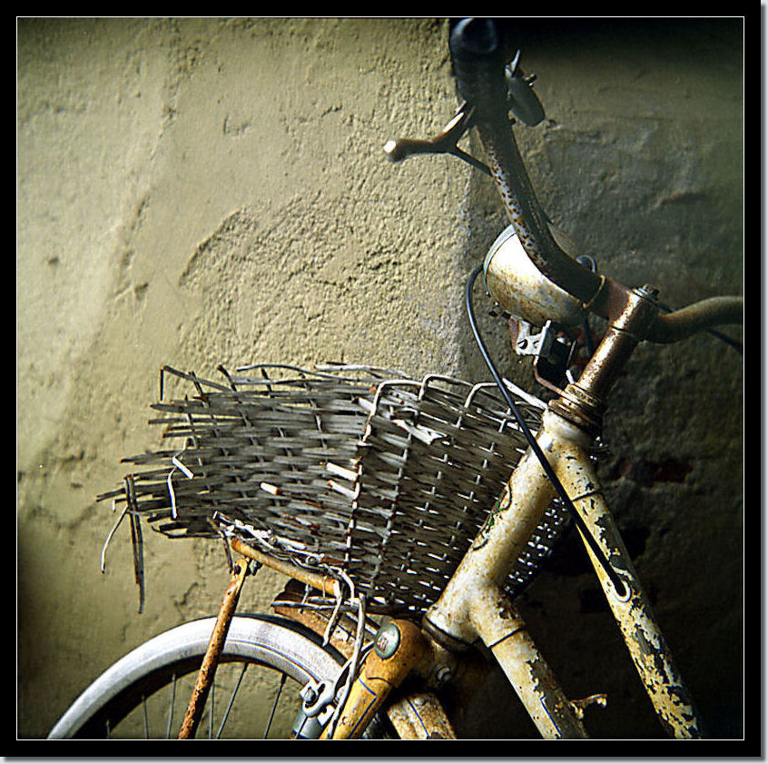 """NiMo Compositions Bicycle Photo Art 1"" 198"