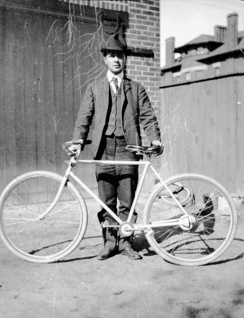 """""""La bicicletta nel tempo"""" 220410"""