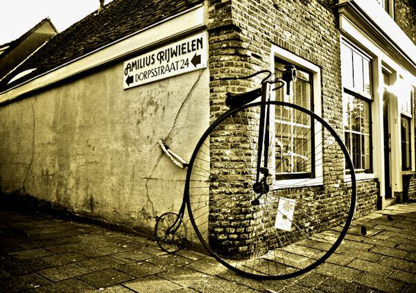 """""""La bicicletta nel tempo"""" 221"""