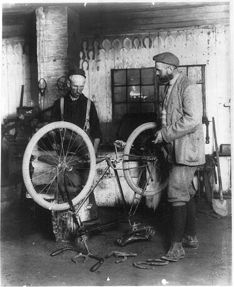 """""""La bicicletta nel tempo"""" 264"""